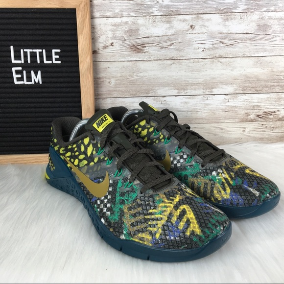 Nike Metcon 4 XD Multi Color Snake BV1636 300 |